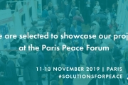Paris Peace Forum 2019