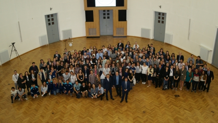 2017 UNICA Student Conference Towards a Student-Centred University