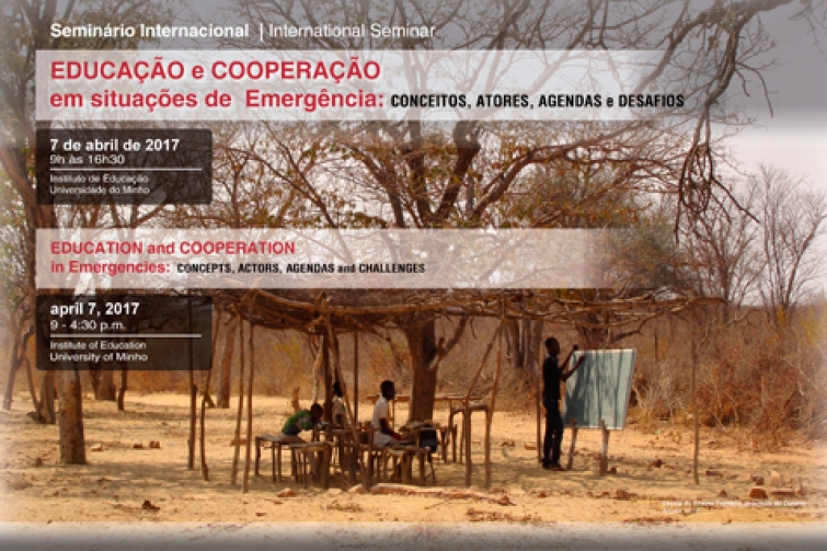 Education and Cooperation in Emergencies: concepts, agendas, actors and challenges