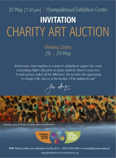Charity Art Auction!