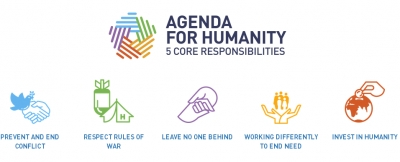 No Time to Retreat: 1st report on the Agenda of Humanity