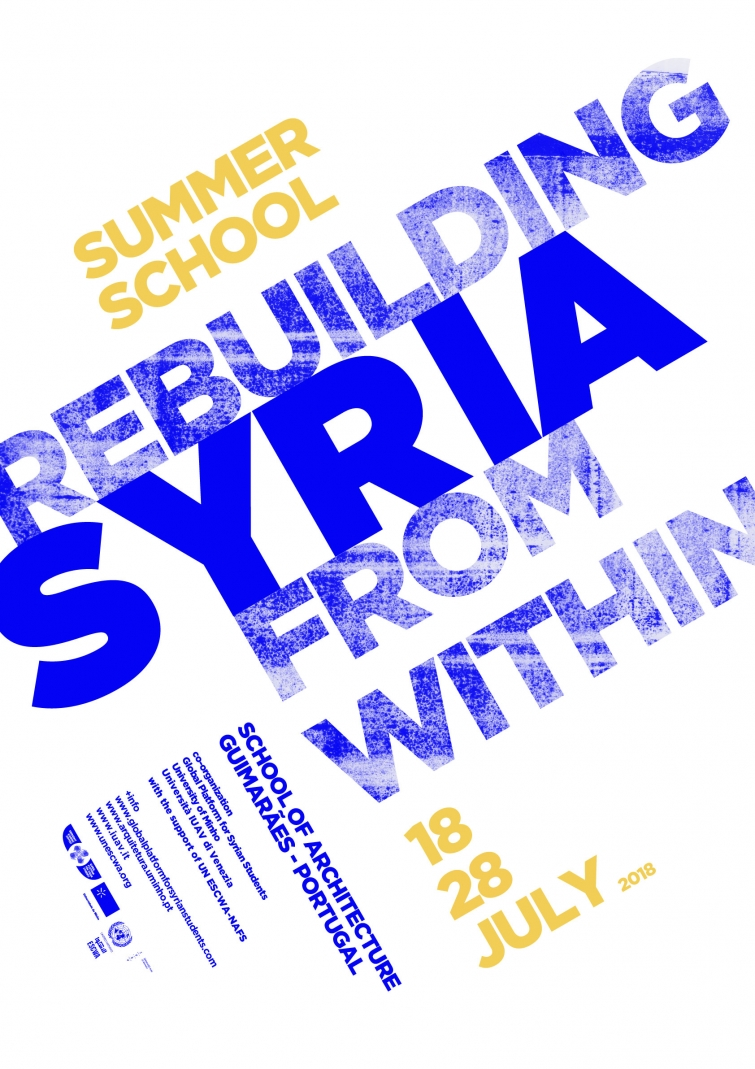 Breaking News: Summer School Rebuilding Syria from Within