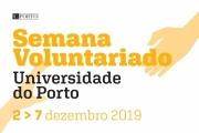 Volunteering Week at University of Porto!